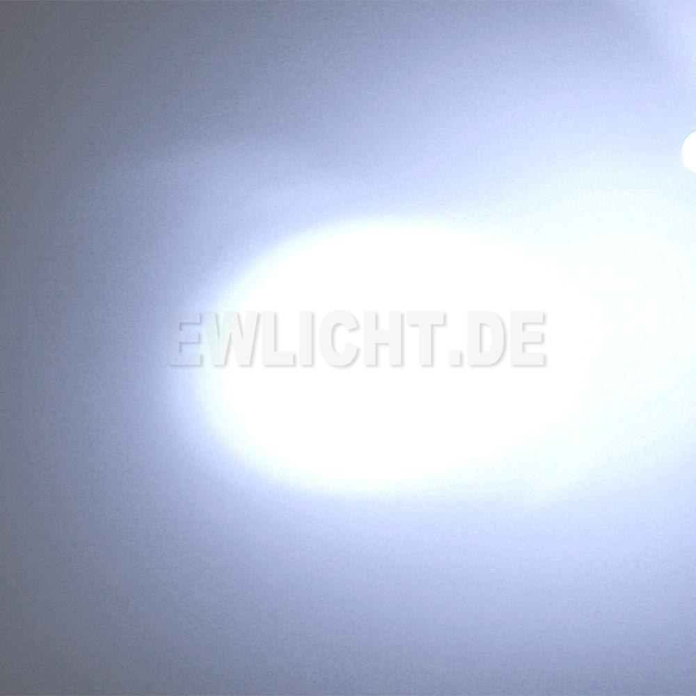 Zubehör Led weiß Leuchtdiode ~6000K 3,2-3,4V 20mA 10 weiße Leds 3mm 12000mcd